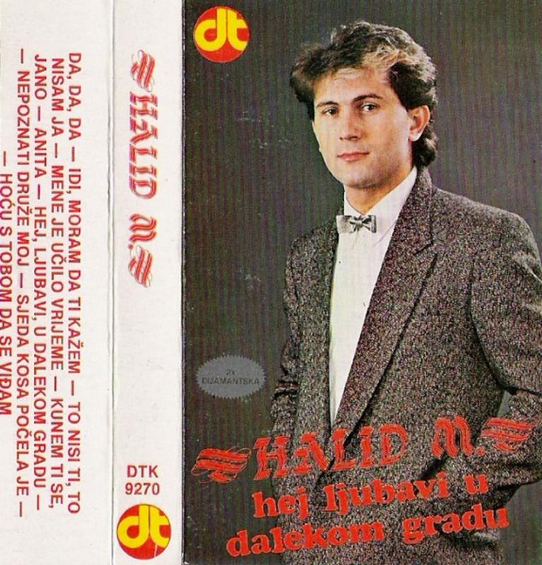 Halid Muslimovic - Diskografija Kaseta17