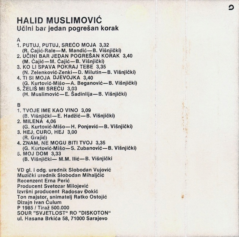 Halid Muslimovic - Diskografija Kaseta19