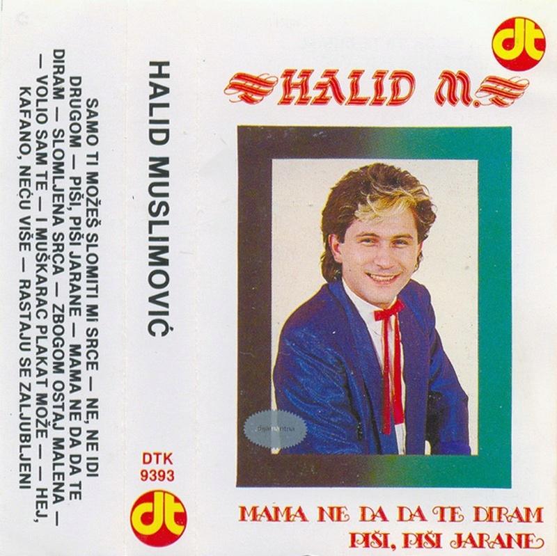 Halid Muslimovic - Diskografija Kaseta20