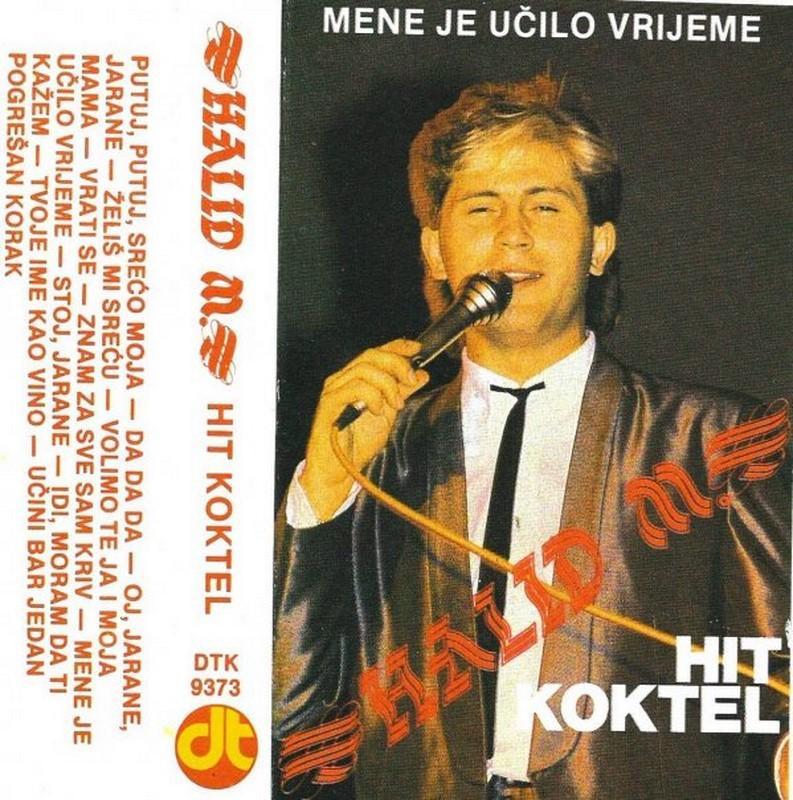 Halid Muslimovic - Diskografija Kaseta22