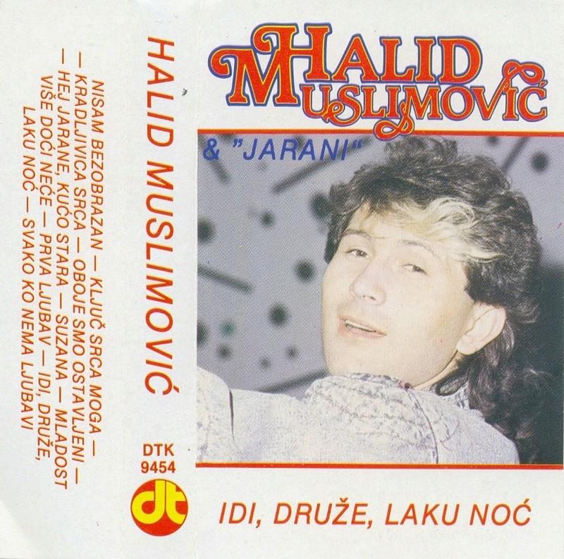 Halid Muslimovic - Diskografija Kaseta24