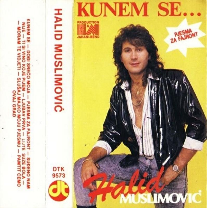 Halid Muslimovic - Diskografija Kaseta25