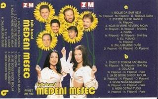 Medeni Mesec - Diskografija Medeni10