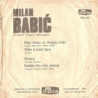 Milan Babic - Diskografija 2 Milan_13