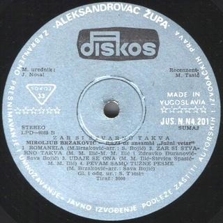 Miroljub Brzakovic Brzi- Diskografija Mirolj11