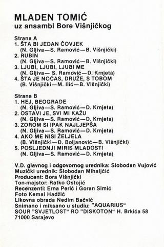 Mladen Tomic - Diskografija  Mladen15