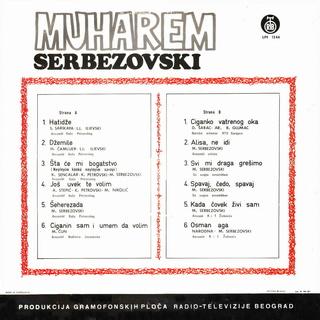 Muharem Serbezovski - Diskografija Muhare11
