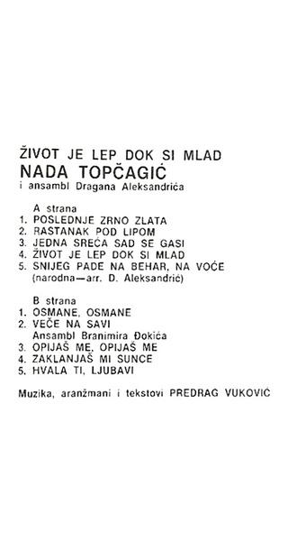 Nada Topcagic - Diskografija Nada_t10