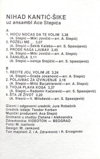 Nihad Kantic Sike - Diskografija  Nihad_19