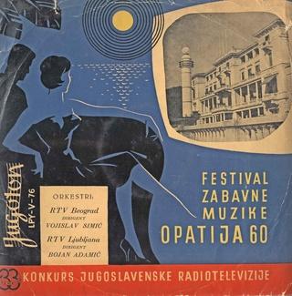 Predrag Gojkovic Cune - Diskografija  Opatij11
