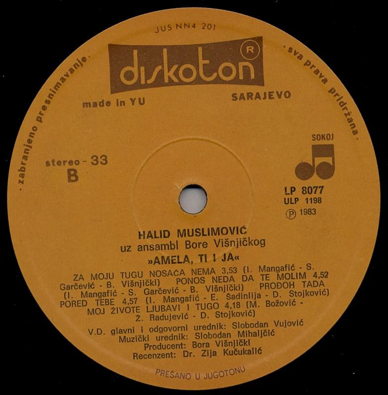 Halid Muslimovic - Diskografija Ploca_12