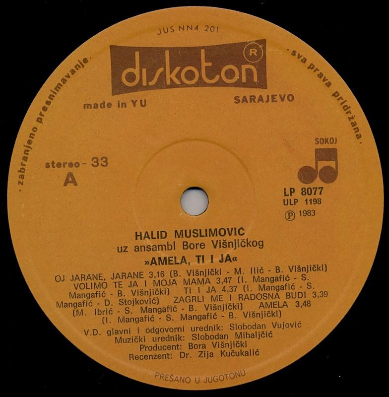 Halid Muslimovic - Diskografija Ploca_13