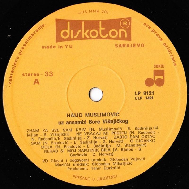 Halid Muslimovic - Diskografija Ploca_14