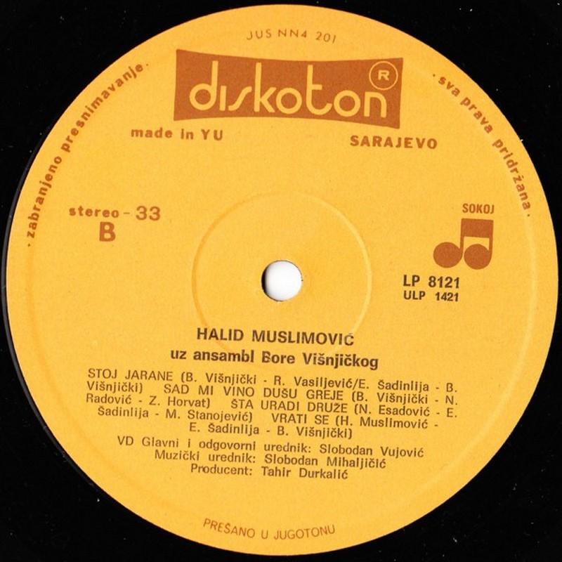 Halid Muslimovic - Diskografija Ploca_15