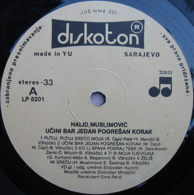 Halid Muslimovic - Diskografija Ploca_16