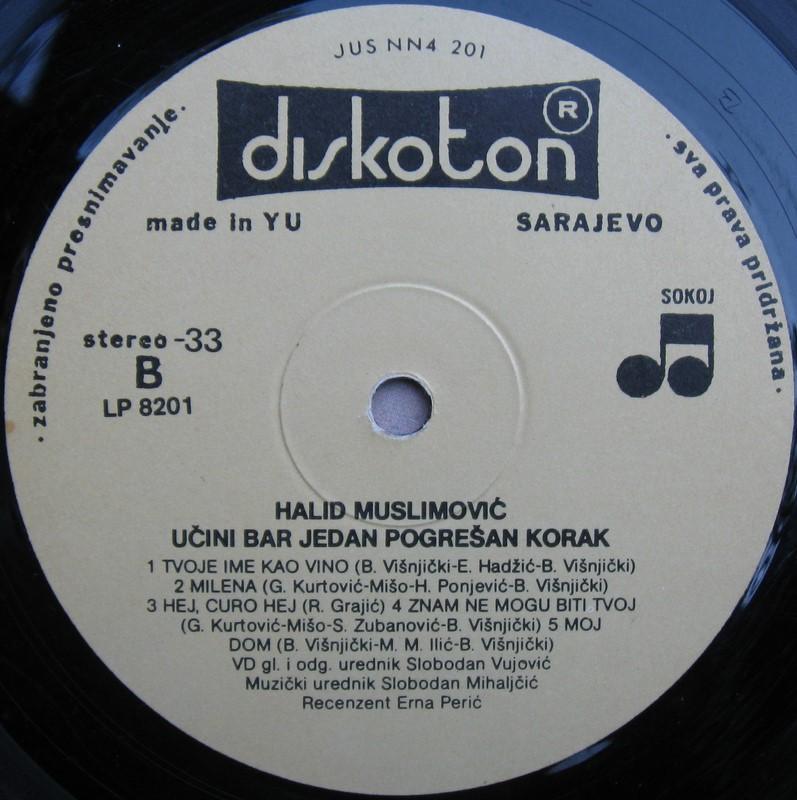 Halid Muslimovic - Diskografija Ploca_17
