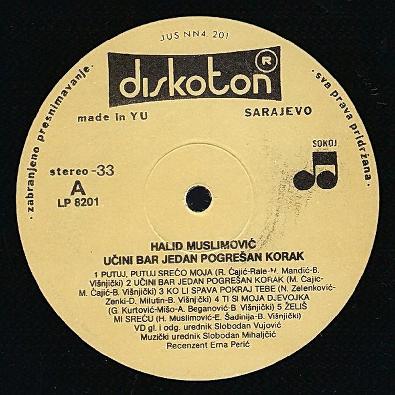 Halid Muslimovic - Diskografija Ploca_18