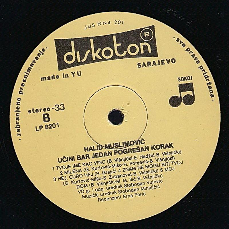 Halid Muslimovic - Diskografija Ploca_19