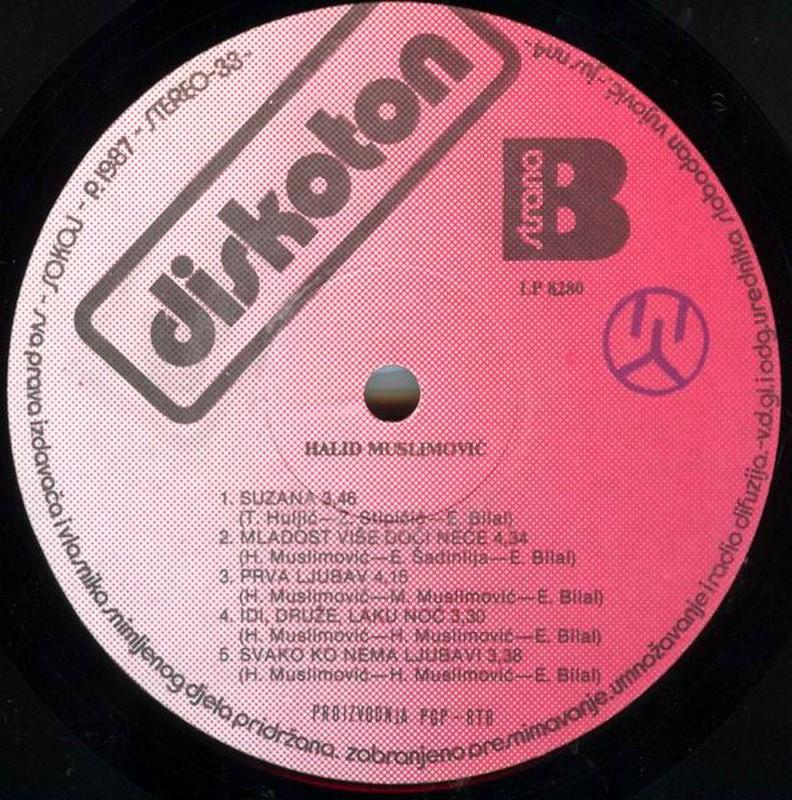 Halid Muslimovic - Diskografija Ploca_23