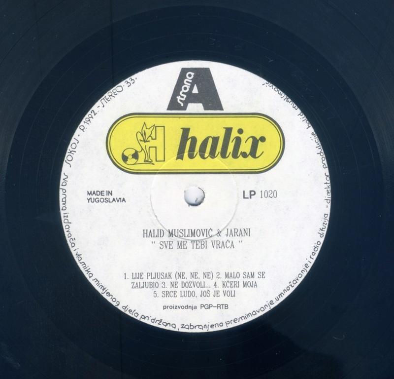 Halid Muslimovic - Diskografija Ploca_24