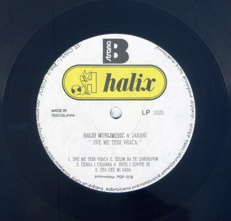 Halid Muslimovic - Diskografija Ploca_25