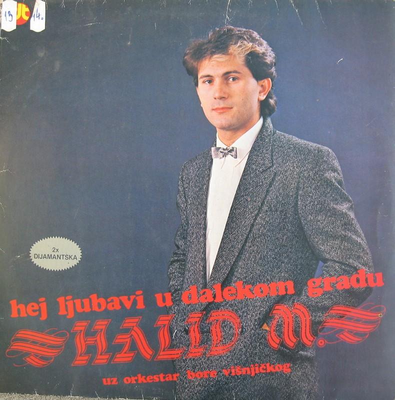 Halid Muslimovic - Diskografija Prednj13