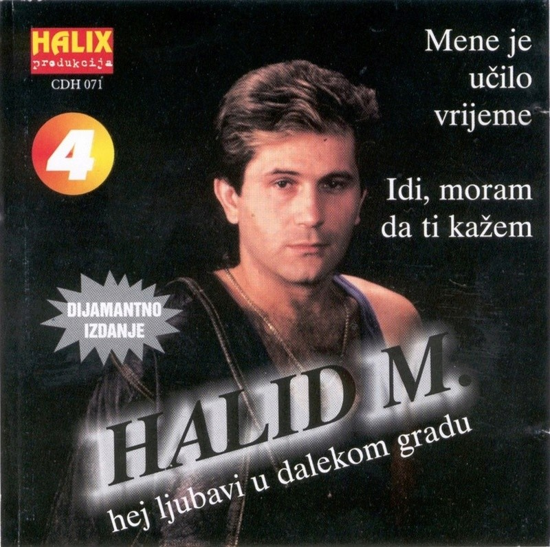 Halid Muslimovic - Diskografija Prednj14