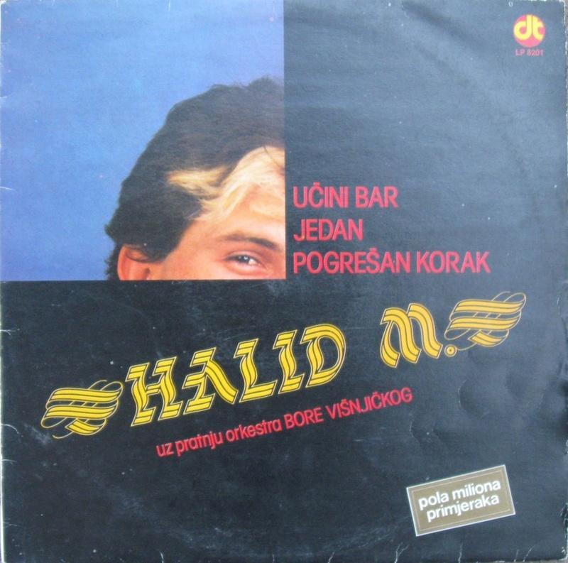 Halid Muslimovic - Diskografija Prednj15