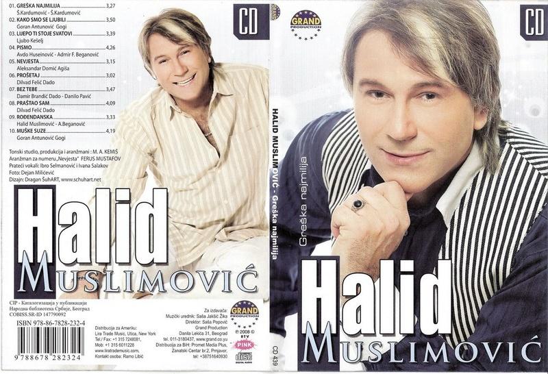 Halid Muslimovic - Diskografija - Page 2 Prednj21