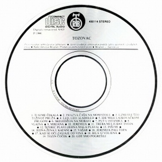 Predrag Zivkovic Tozovac - Diskografija Predra12