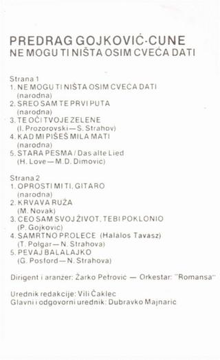Predrag Gojkovic Cune - Diskografija  - Page 4 Predra25