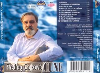 Predrag Gojkovic Cune - Diskografija  - Page 4 Predra37