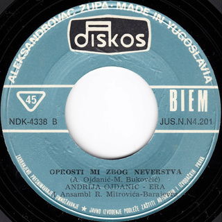 Andrija Era Ojdanic - Diskografija R-100213