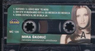 Mira Skoric - Diskografija  R-100310