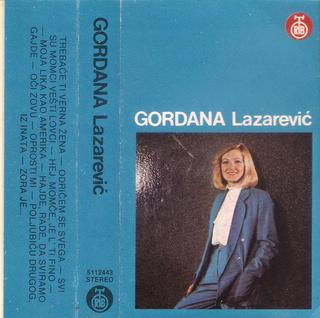 Gordana Lazarevic - Diskografija R-102024