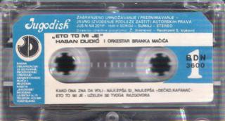 Hasan Dudic - Diskografija R-102025