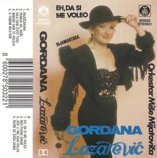 Gordana Lazarevic - Diskografija R-102512