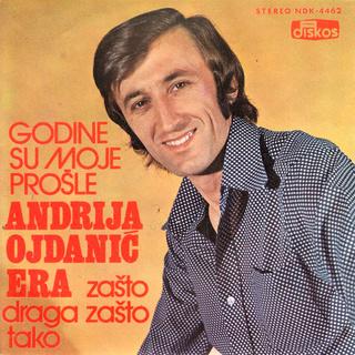 Andrija Era Ojdanic - Diskografija R-102610