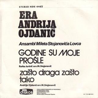 Andrija Era Ojdanic - Diskografija R-102611