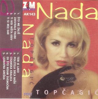 Nada Topcagic - Diskografija R-102620
