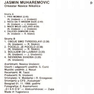 Jasmin Muharemovic - Diskografija - Page 2 R-102711