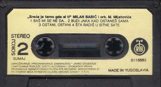 Milan Babic - Diskografija 2 R-102714