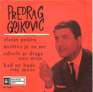 Predrag Gojkovic Cune - Diskografija  R-102913