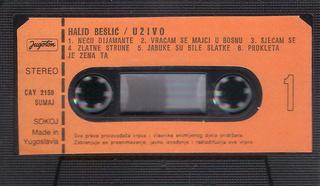 Halid Beslic - Diskografija R-103410