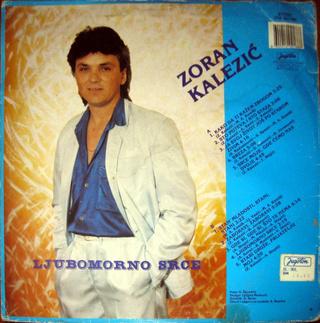 Zoran Kalezic - Diskografija R-103612
