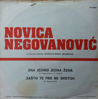 Novica Negovanovic - Diskografija R-104211