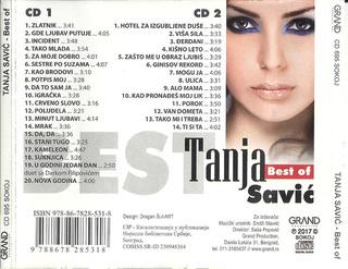 Tanja Savic - Diskografija  R-105915