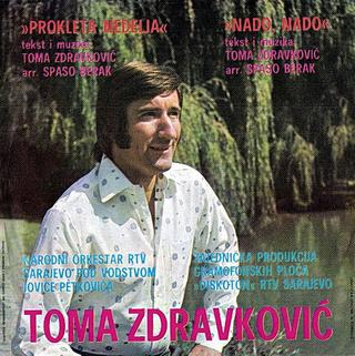 Toma Zdravkovic - Diskografija R-107636