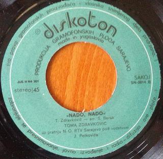 Toma Zdravkovic - Diskografija R-107638