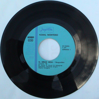 Kemal Monteno - Diskografija  R-108217